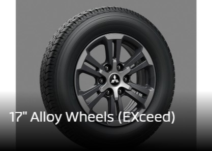 Alloy Wheels EXceed