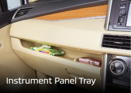 Instrument Panel Tray