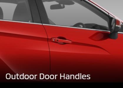 Outdoor Door Handles