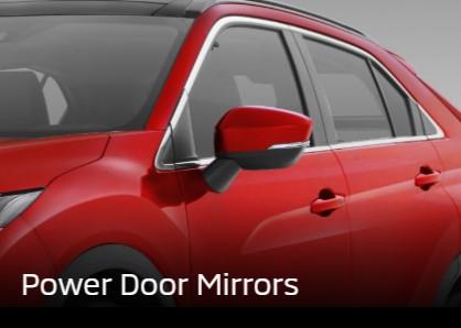 Power Door Mirrors
