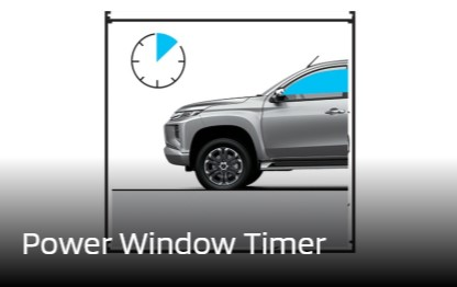Power Window Timer