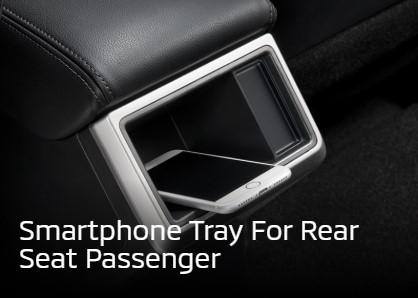 Smart Tray Rear Seat